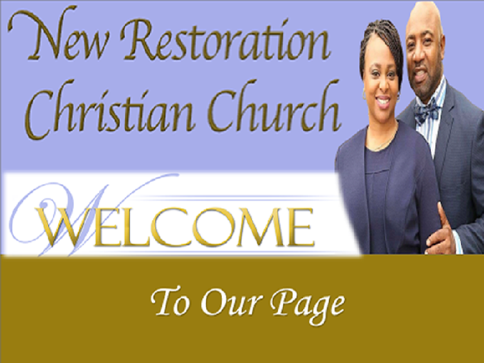 Welcome to our Page